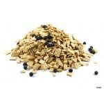 Buková štěpka PROFI s jalovcem 0,5 kg zrnitost 2/16 - hrubá