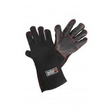Grilovací rukavice z kůže Weber